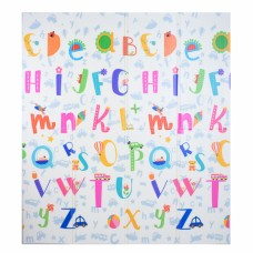 AUTUMNZ PE Foldable Baby Playmat - SIZE M *Jungle Safari / Alphabets*