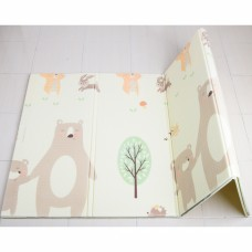 AUTUMNZ PE Foldable Baby Playmat - SIZE M *Busy City / Happy Bear*