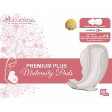 Autumnz -  Premium Plus Maternity Pads *35cm (16 pads per pack) BEST BUY - Twin Pack