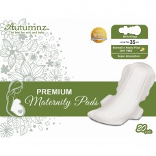 Autumnz -  Premium Maternity Pads *35cm (20 pads per pack) BEST BUY - Twin Pack