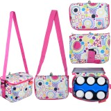 Autumnz - Fun Foldaway Cooler Bag (City Chic)