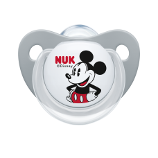 NUK - Disney Mickey Silicone Soother S1 (0-6mth)
