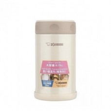 Zojirushi - Stainless Steel Food Jar 750ml SW-FCE-75 *Cream*