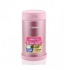 Zojirushi - Stainless Steel Food Jar 750ml SW-FCE-75 *Shinny Pink*