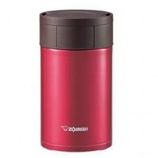 Zojirushi - Stainless Steel Food Jar 550ml SW-HAE-55 *Matt Red*