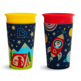 Munchkin - Miracle® 360˚ Glow In The Dark Cup 9oz