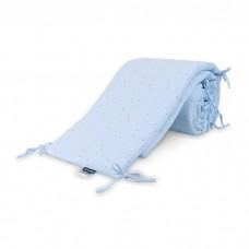 Comfy Living - Cot Bumper *Blue Star*