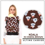 CuddleMe - Ultimo Carrier *Koala Brown*