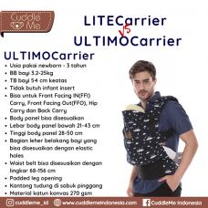CuddleMe - Ultimo Carrier *Lampion Black*