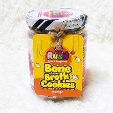 Rush Baby - Bone Broth Cookies (Mango) *BEST BUY*