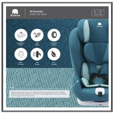 Meinkind - All Rounder Isofix Car Seat *Wine Red*