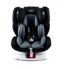 Quinton - Smart 360° Isofix Safety Car Seat *Magic Black*