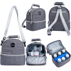 Autumnz - Sierra Cooler Bag (Ash Grey)