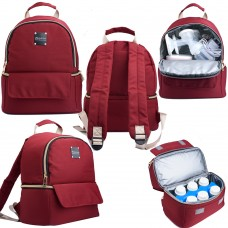 Autumnz - Delina Cooler Bag (Maroon)