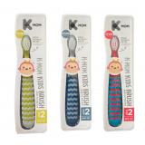 K-MOM Kids Toothbrush Step 2 (24 Months - 12 Years)  *BEST BUY*