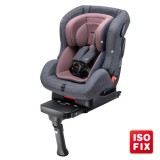 Daiichi - First7 Plus Car Seat With TouchFix *Rose Wood*