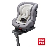 Daiichi - First7 Plus Car Seat With TouchFix *Organic Grey*