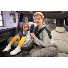 Daiichi - First7 Plus Car Seat With TouchFix *Organic Brown*