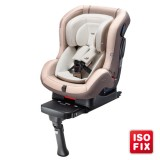Daiichi - First7 Plus Car Seat With TouchFix *Organic Brown*