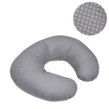 Cambrass - Small Nursing Pillow (53cmx45cm) *Astra Grey*