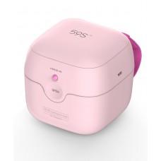 59S - UVC LED Mini Sterilizer Box (White / Pink)