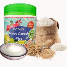 NBH - Baby First Cereal Rice 150g *BEST BUY*