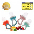 Autumnz - Silicone Fresh Food Feeder *comes with 3 Silicone Sacs S, M & L*