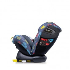 Cosatto - All in All + Isofix Car Seat (Group 0+123)