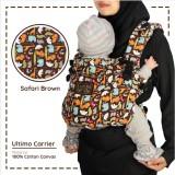 CuddleMe - Ultimo Carrier *Safari Brown*