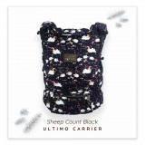CuddleMe - Ultimo Carrier *Sheep Count Black*