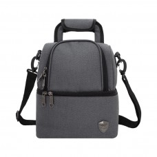 Princeton - Double Layer Cooler Bag *Grey* BEST BUY