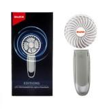 Snapkis - 3 in1 Rechargeable Fan,Light & Power Bank