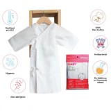 Suzuran Baby - Gauze Long Undershirt 2pcs