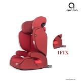 Quinton - Vsana i-Fix Booster Car Seat *Red*