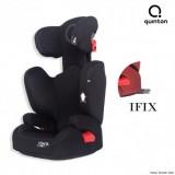 Quinton - Vsana i-Fix Booster Car Seat *Black*
