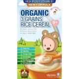 MommyJ - Baby Organic 3 Grain Rice Cereal *BEST BUY*