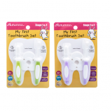 Autumnz - My First Toothbrush Set (Stage 1 & 2) *BEST BUY*
