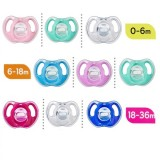 Tommee Tippee - Ultra Light Silicone Soother *Twin Pack*