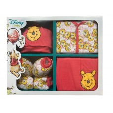 Disney - Baby Gift Set 5pcs *WINNIE RED*