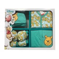 Disney - Baby Gift Set 5pcs *WINNIE GREEN*