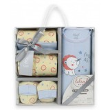 Lilsoft Baby - 4pcs Gift Box *LI-3154 LION*