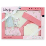 Lilsoft Baby - 5pcs Gift Box *LI-3150 Rabbit*