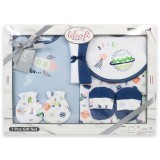 Lilsoft Baby - 7pcs Gift Box *LI-3153 Outer Space*