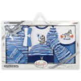 Lilsoft Baby - 10pcs Gift Box *WM-316012 My Forest*