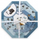Lilsoft Baby - 12pcs Gift Box *LI-3121 Car*