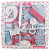 Lilsoft Baby - 12pcs Gift Box *WM-316014 Sweet Tea Time*