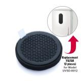 Autumnz - UV Steriliser & Dryer (Model UVSD-8012) Replacement FILTER (2 pcs) *BEST BUY
