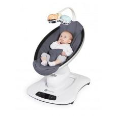 4Moms - Mamaroo 4.0 Infant Seat *Grey Mesh*
