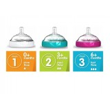Baby Brezza - Baby Bottle Nipples 2pk