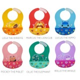 Marcus&Marcus - Wide Coverage Silicone Bib